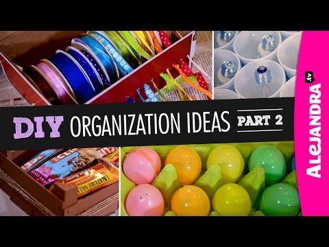 Blog   Alejandra.tv   How to Get Organized with Alejandra's Home Organization Tips!
