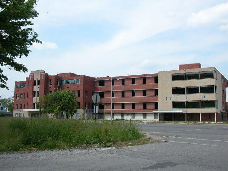 Mo e st louis east st louis gateway community hospital