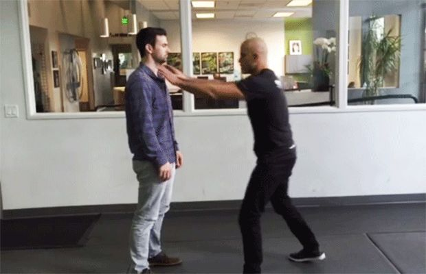Self-Defense: 4 Krav Maga Moves You Shouldn't Live Without