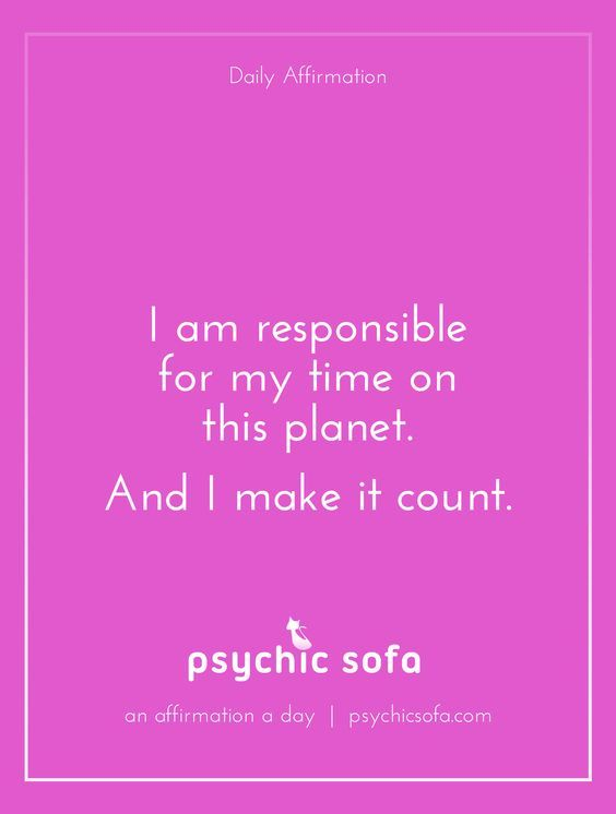 Positive Affirmations And Quotes From Psychic Sofa Inspiration
