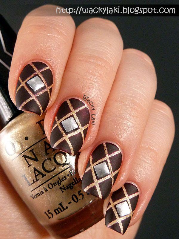 1223 best nail art random images on pinterest nails design wacky laki nail nails nailart prinsesfo Image collections