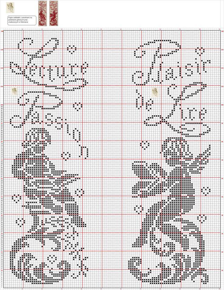 Cross Stitch *<3* Bookmarks