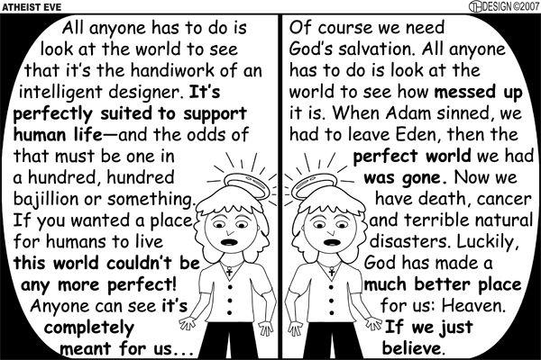 Two-Sided Apologetics: Two Sided Apologetics, Atheism, Religulous, Atheist