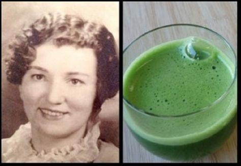 Ela não tinha um fio de cabelo branco aos 80 anos - isto é o que ela tomava! | Cura pela Natureza
