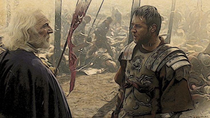 Gladiateur (Russel Crawe)