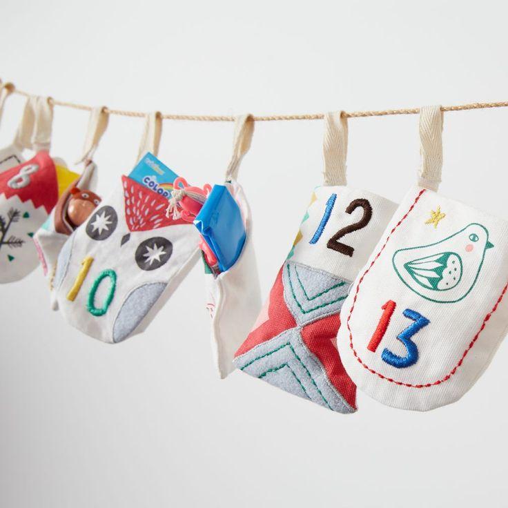 Good Cheer Toy Advent Calendar | The Land of Nod