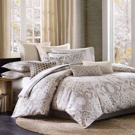Amazon.com - Echo Odyssey 4-Piece Comforter Set, King, Multicolored - Echo Odyssey King Bedding Set