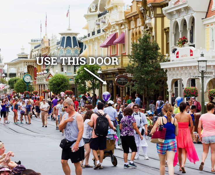 Here's how to beat EVERYBODY to Big Thunder Mountain...