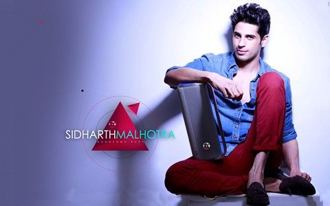Sidharth Malhotra Cool New Wallpapers Free Download