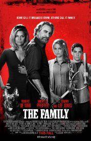 * * * The Family (2013) Di Niro .....( A notorious mafia story ... a comedy w a twist )