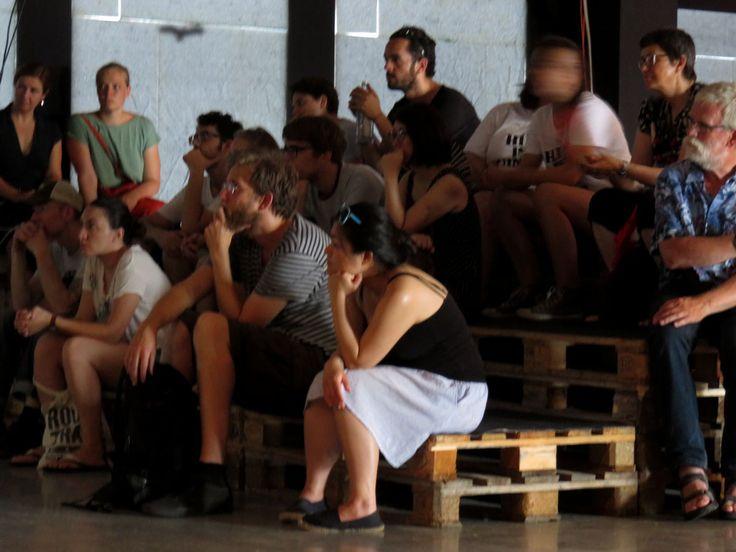 48 Stunden Neukölln: Directors Lounge at Hi-ReS! photo: Kenton Turk/DL