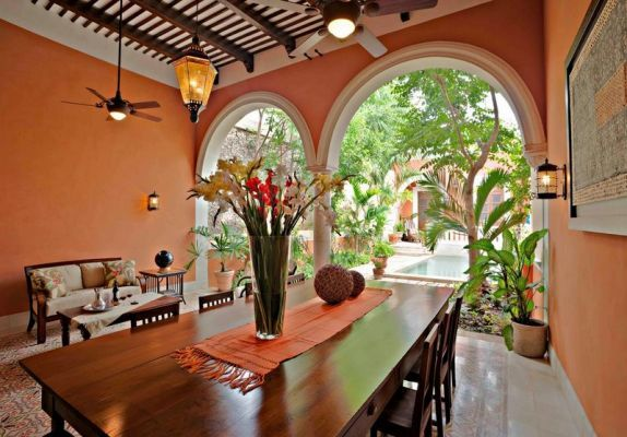 Love the images in this.  Alkemie: Colonial Mexican Architecture Reimagined ~ Merida, Mexico (Yucatan)