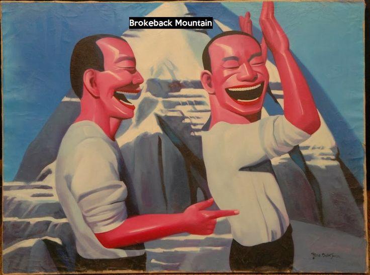 #gay #homo #art #fun