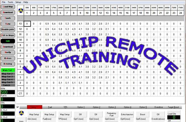 Unichip assistenza telefonica e remoto 1 Ora al prezzo di 61,00 € Euro.  Assitenza esclusiva e dedicata per un ora di supporto per tutti i prodotti Unichip, software e relative mappature o consulenza su centraline Unichip.