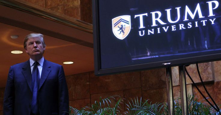 The now-defunct Trump University, subject of a Marco Rubio attack at the Republican debate, is embroiled in lawsuits accusing it of misrepresentation.
