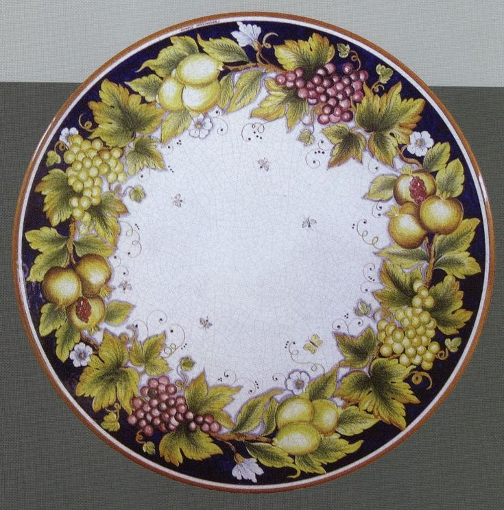 1537 Tables, Garden Tables | Italian Ceramics