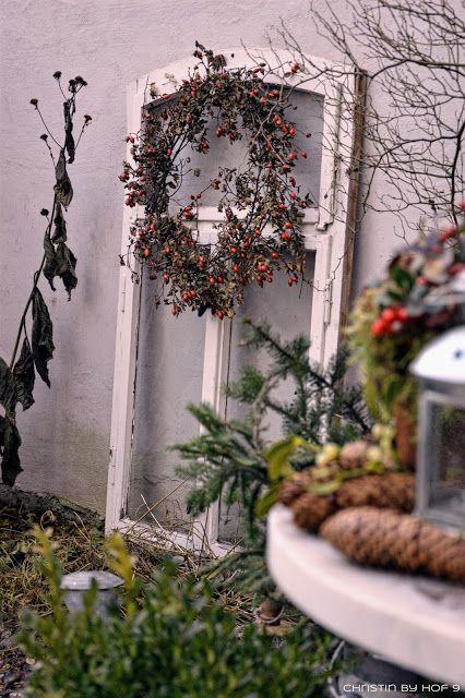20 besten gartendeko im winter bilder auf pinterest hof for Gartendeko im winter