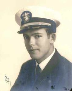 Ensign Herbert C. Jones, US Navy Medal of Honor recipient USS California. WWII