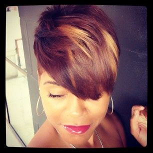 Love the cut an color