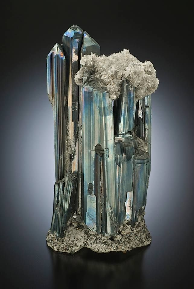 Stibnite - Ichinokawa Mine, Saijo, Ehim-ne-Ken, Iyo Province, Japan Size: 13.5 cm