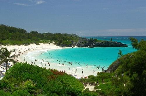 Beautiful Horseshoe Bay Beach Bermuda Texas Hill Country