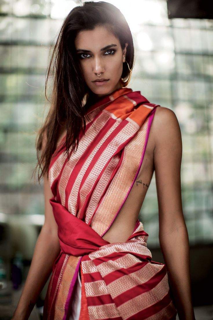 Elle India | Into the fold