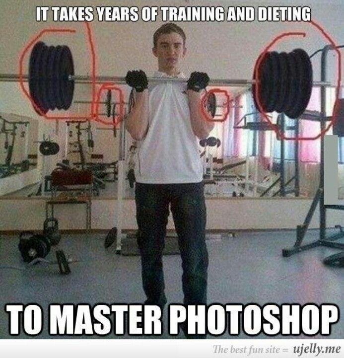 Photoshop fail