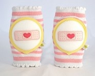 infant and toddler knee pads - Crawlings - too cute!
