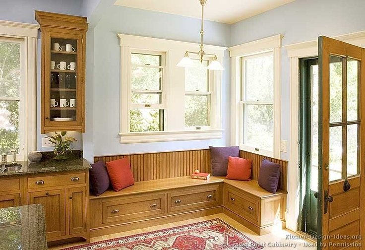 seating in Kitchen