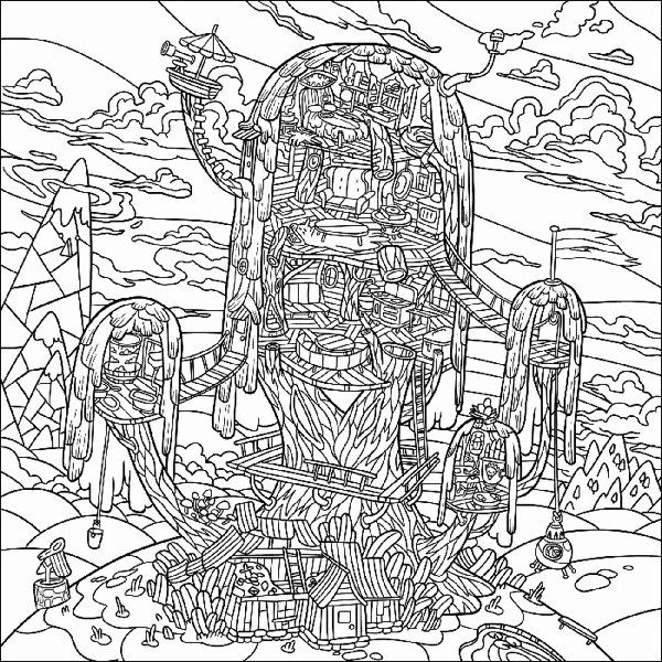 Adventure Time Coloring Book Elegant Adventure Time Coloring Book Volume 1  Tpb Profile Adventure Time Coloring Pages, Bible Coloring Pages, Coloring  Pages