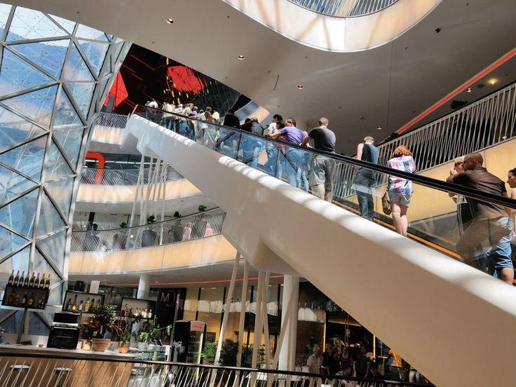 독일에서 가장 큰 쇼핑몰 My zeil - 이미지
