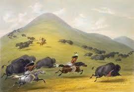 catlin buffalo hunt - Google Search