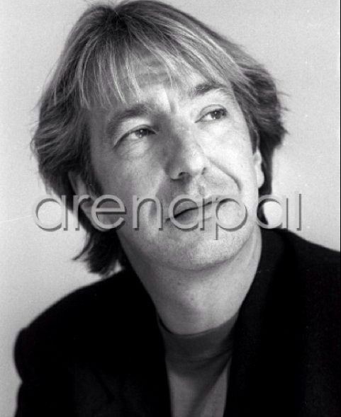Alan Rickman, 1991 -- darned watermark.!!!