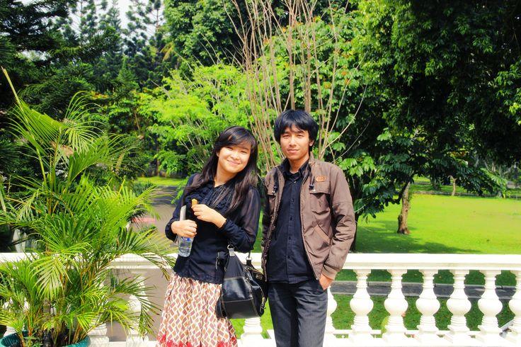 Me and Grace   ASBI Bogor ....