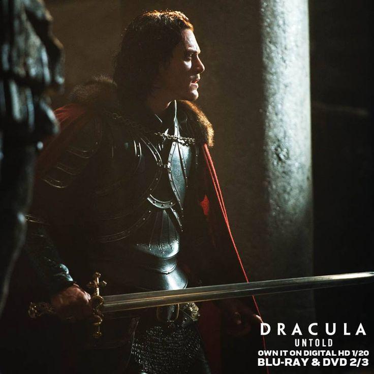 Vlad. Luke Evans in Dracula Untold (2014) | Vlad Dracula ...