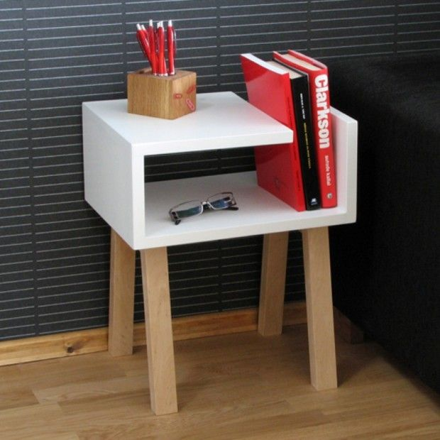 Handmade Wood Furniture In Modern Design By Nedholm