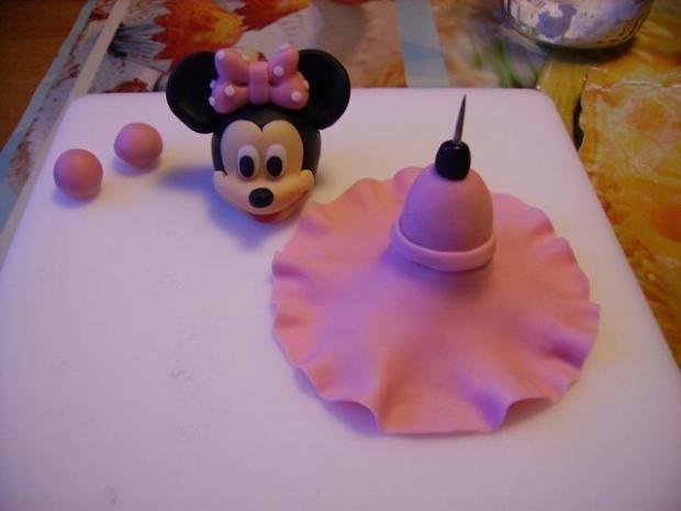 Fotopostup Myška Minnie 11