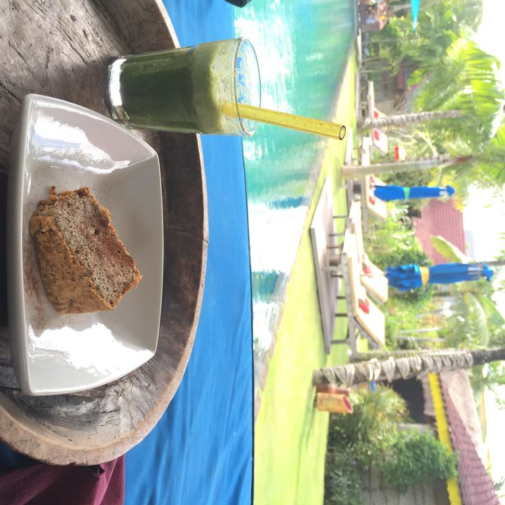 bali banana bread from Desa Seni Yoga