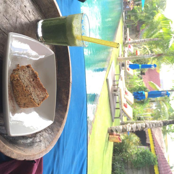 bali banana bread from Desa Seni Yoga