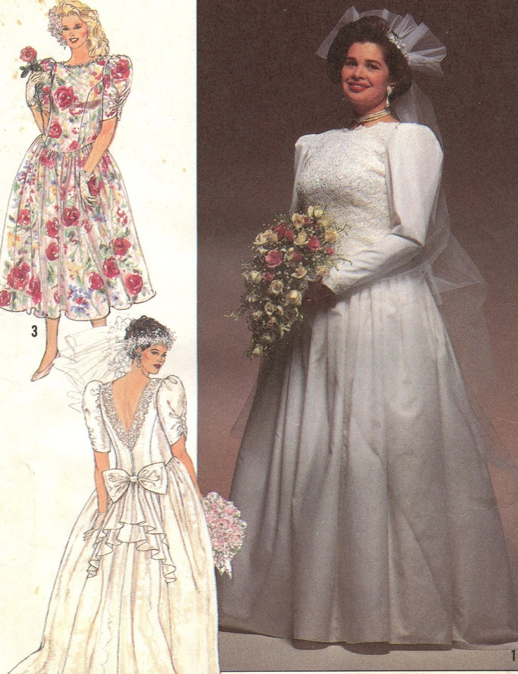 78+ images about Vintage wedding dresses on Pinterest ...