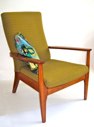 Parker Knoll Easy Chair, I Have One Of Those