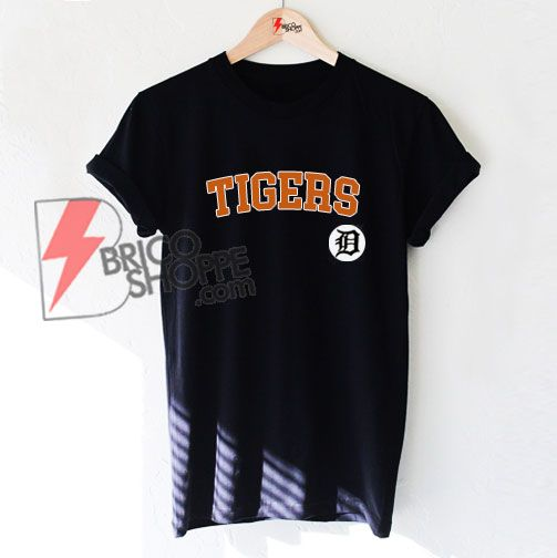 newest f464a 1e1a0 Detroit Tigers T-Shirt in 2019 | Tshirt | Detroit tigers t ...
