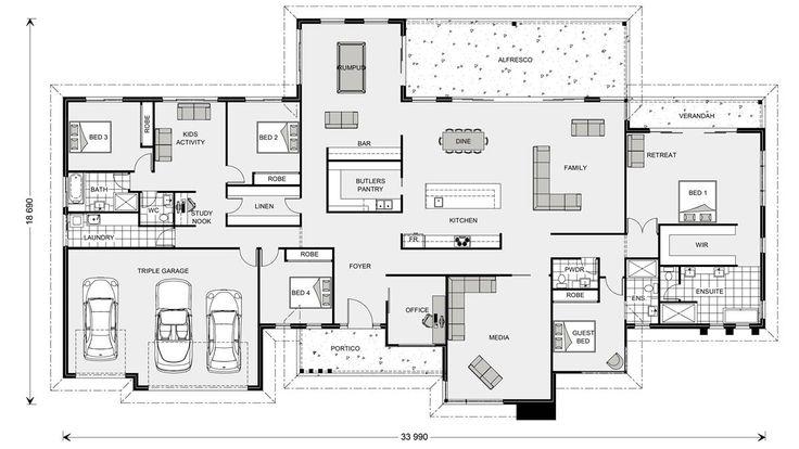 oltre 1000 idee su planimetrie di case su pinterest