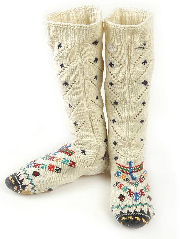 Çorapçılık ~ Türk el sanatları ve hobiler