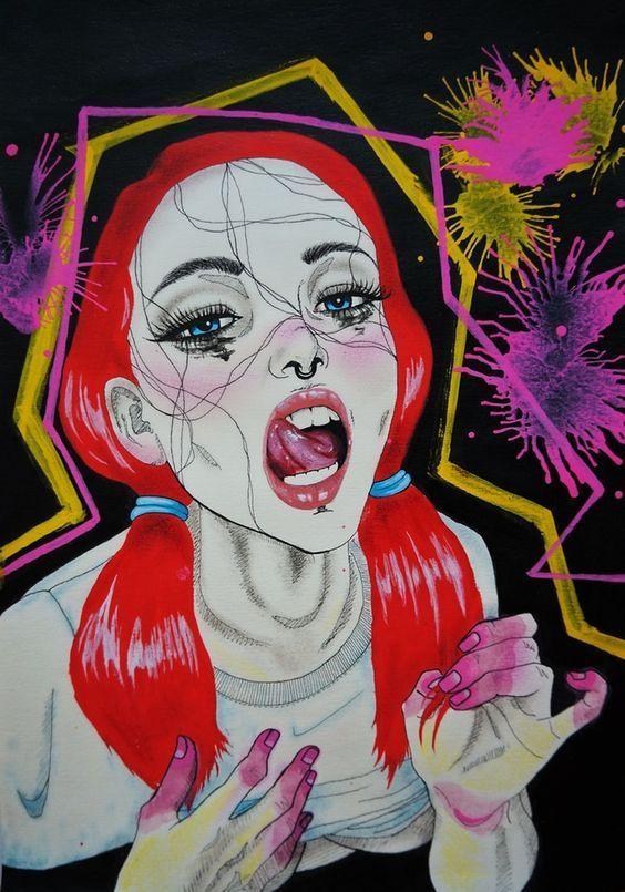 Hironaka es una artista nacida en Perú que vivió su adolescencia en Japón y que actualmente vive y trabaja en Sao paulo, Brasil. Aunque trabaja com...