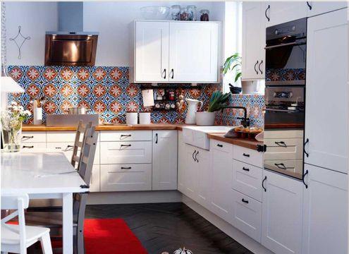 1000 id es sur le th me ikea adel kitchen sur pinterest for Cuisine ikea adel bouleau