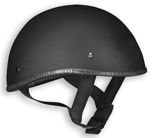 Vega XTS Naked Half Helmet : DOT Motorcycle Helmets | Helmet Shop