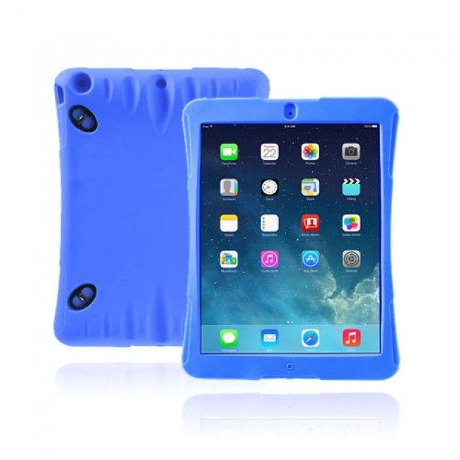 Expedition (Sininen) iPad Air Ultra Suojakuori - http://lux-case.fi/ipad-air-suojakuoret.html