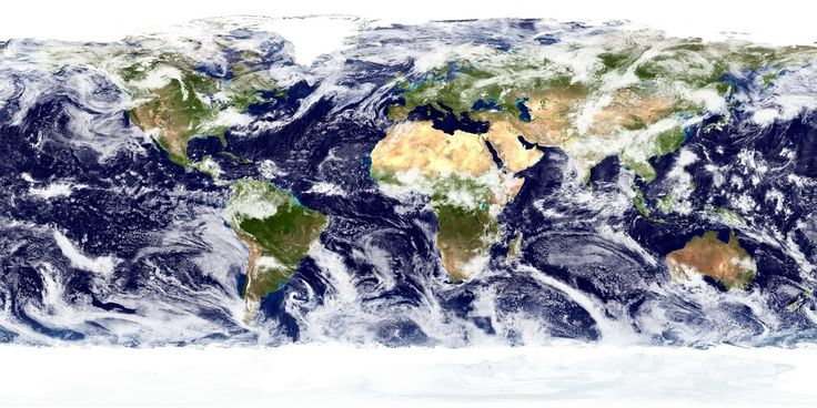 The world's clouds are in different places than they were 30 years ago - The Washington Post