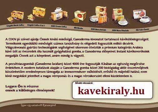 Bízz bennem, ezt a kávét imádni fogod! http://kavekiraly.hu/  számoljunk csak, mi mennyibe is kerül http://kavekiraly.hu/blog-2014-12-06-DXN_Lingzhi_Black_Coffee_Megapack__adagok_es_arak